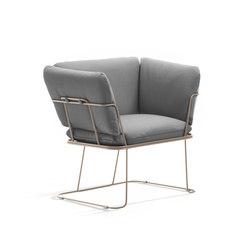 MERANO ME01 SEV154 | Armchairs | B-LINE