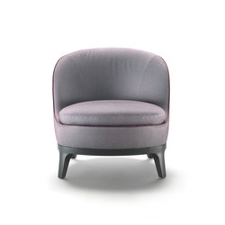 Dragonfly armchair | Sillones lounge | Flexform Mood