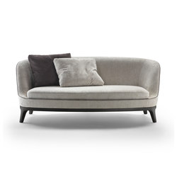 Dragonfly Sofa | Loungesofas | Flexform Mood