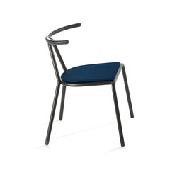 TORO | Visitors chairs / Side chairs | B-LINE