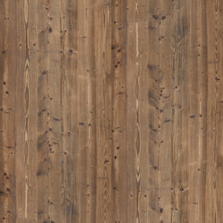 Indewo® Wood | Antique Spruce Hütte | Wood panels | europlac
