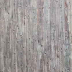 Indewo® Wood | Antique Spruce Hütte silver gray | Wood panels | europlac