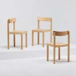 Primo Chair | MC14 | Sillas multiusos | Mattiazzi