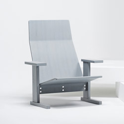 Quindici Lounge Chair | MC15 | Poltrone | Mattiazzi