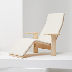 Quindici Lounge Chair | MC15 | Sessel | Mattiazzi