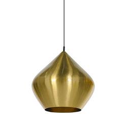 Beat Stout Pendant Brass | Illuminazione generale | Tom Dixon