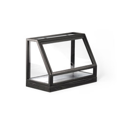 Greenhouse Mini | Dark grey | Plant holders / Plant stands | Design House Stockholm