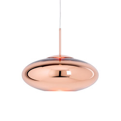 Copper Wide Pendant | General lighting | Tom Dixon