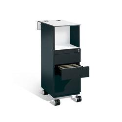 Asisto Stehcontainer C 3000 | Caissons mobiles pour bureaux | C+P Möbelsysteme