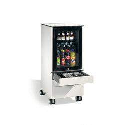 Asisto Kühlschrank-Caddy C 3000 | Carrelli | C+P Möbelsysteme