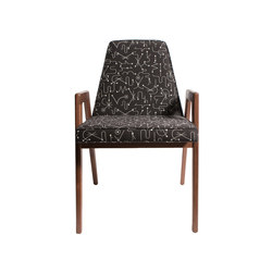 Upholstered Dining Chair | Chaises de restaurant | Smilow Design