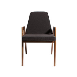 Upholstered Dining Chair | Sillas para restaurantes | Smilow Design