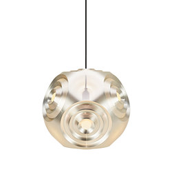 Curve Ball Pendant 45cm | Suspended lights | Tom Dixon