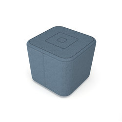 Puzzle 1 seat | Modular seating elements | Luxy