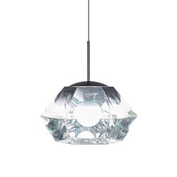 Cut Short Pendant Chrome | General lighting | Tom Dixon