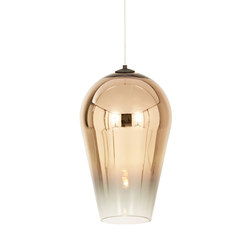 Fade Pendant Gold 50cm | General lighting | Tom Dixon