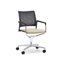 Mera conference swivel chair | Sillas de visita | Klöber