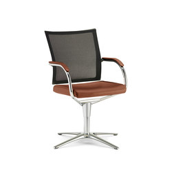 Orbit Network conference swivel chair | Sedie visitatori | Klöber