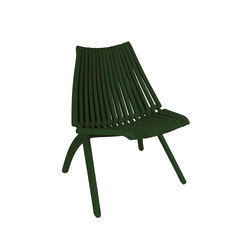 Lotos Chair | green | Chairs | POLITURA