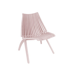 Lotos Chair | pink | Garden chairs | POLITURA