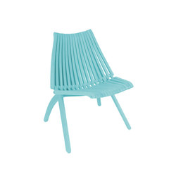 Lotos Chair | turquise | Garden chairs | POLITURA