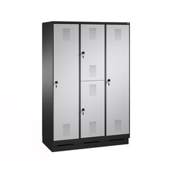 Evolo Spind S 3000 | Lockers | C+P Möbelsysteme
