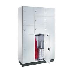 Prefino Garderobenschrank | Armadi spogliatoio / Casellari | C+P Möbelsysteme