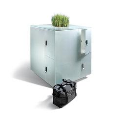 Prefino Schließfachschrank S 7000 | Bancos | C+P Möbelsysteme