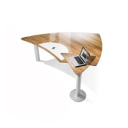 Premio Management-Schreibtisch T 8000 | Bureaux de direction | C+P Möbelsysteme