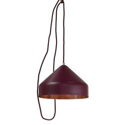 Lloop | copper bordeaux | General lighting | Vij5
