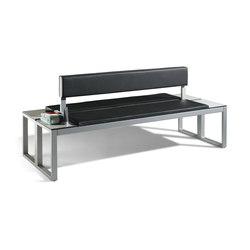 Vitas Sitzbank | Bancs | C+P Möbelsysteme