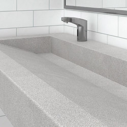 SloanStone® Gradient Sinks | Wash basins | Sloan