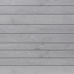 Rustica®Scratch | Beam Oak Color silver | Wood panels | europlac