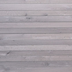 Rustica®Scratch | Beam Oak Color vintage gray | Wood panels | europlac