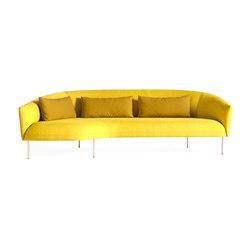Roma | Lounge sofas | Tacchini Italia
