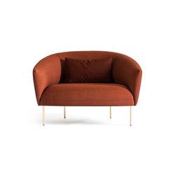 Roma | Lounge chairs | Tacchini Italia
