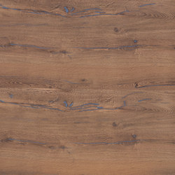 Rustica®Scratch | Historical Oak bronze | Wood panels | europlac