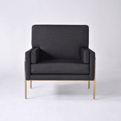Trolley Lounge Chair | Lounge chairs | Phase Design
