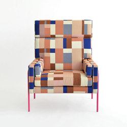 Trolley Lounge Chair | Poltrone lounge | Phase Design