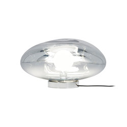 Melt Surface Light Chrome | Allgemeinbeleuchtung | Tom Dixon