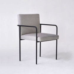 Trolley Side Chair | Sedie visitatori | Phase Design