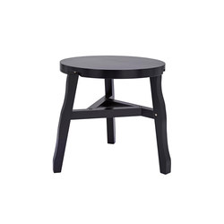 Offcut Side Table Black | Mesas auxiliares | Tom Dixon