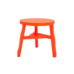 Offcut Side Table Fluoro | Tavolini di servizio | Tom Dixon