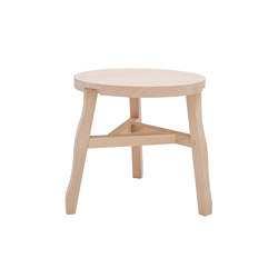 Offcut Side Table Natural | Side tables | Tom Dixon