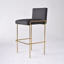 Trolley Bar stool | Sgabelli bar | Phase Design