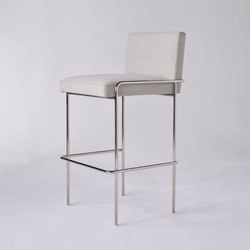 Trolley Bar stool | Sgabelli bancone | Phase Design