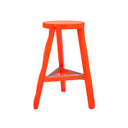 Offcut Stool 650mm Fluoro | Bar stools | Tom Dixon