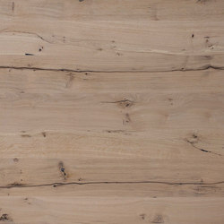 Rustica® Solid | Risseiche | Holz Platten | europlac