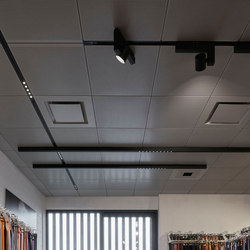 In-Tile Ventilation | Suspended ceilings | Kreon