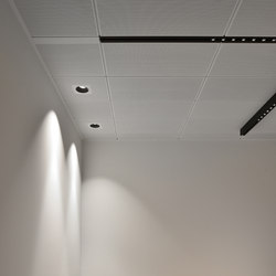 In-Tile Downlights | Fixing systems | Kreon
